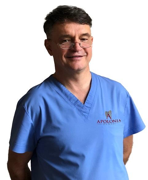 Wojciech Gasienica Ciulacz Dentysta Szczecin